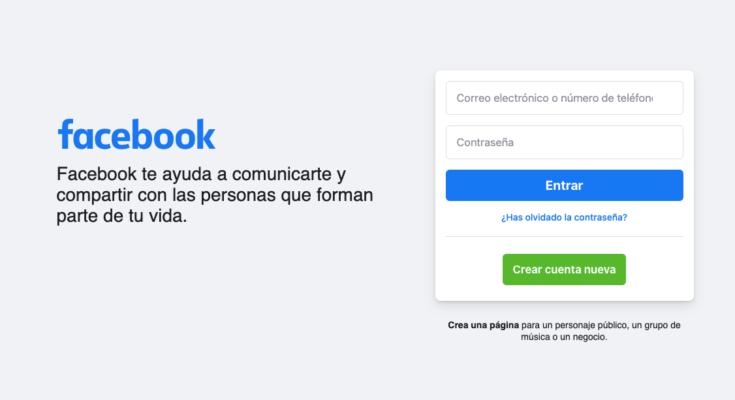 Como eliminar cuenta Facebook